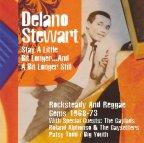 disc-stay-a-little-bit-longer dans Delano Stewart